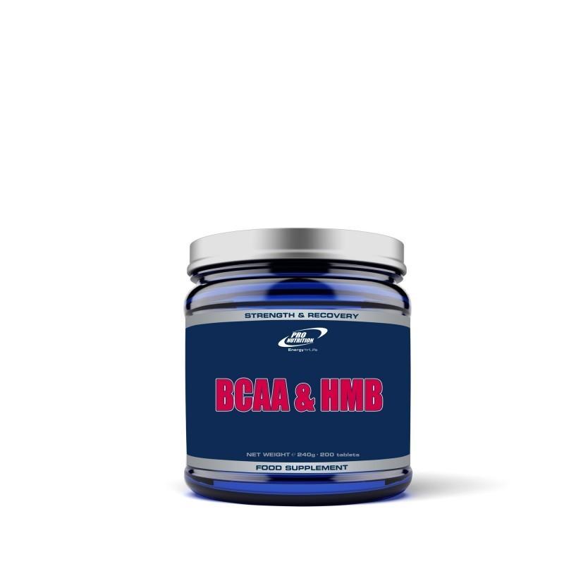 BCAA & HMB | Pro Nutrition