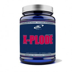 X-PLODE | Pro NUtrition