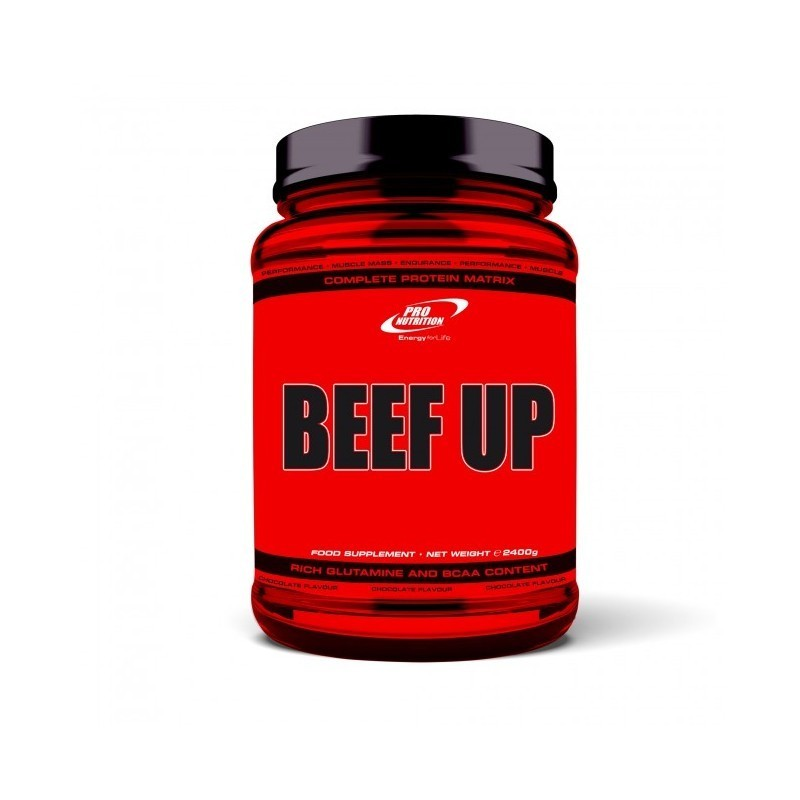 BEEF UP | Pro Nutrition