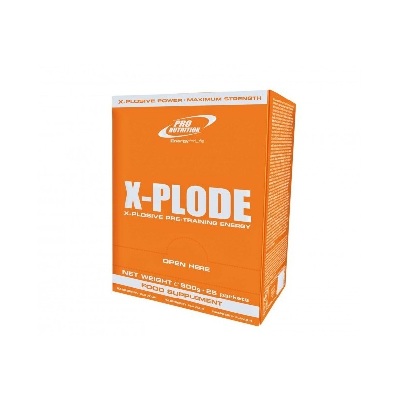 X-PLODE Pack Pro Nutrition