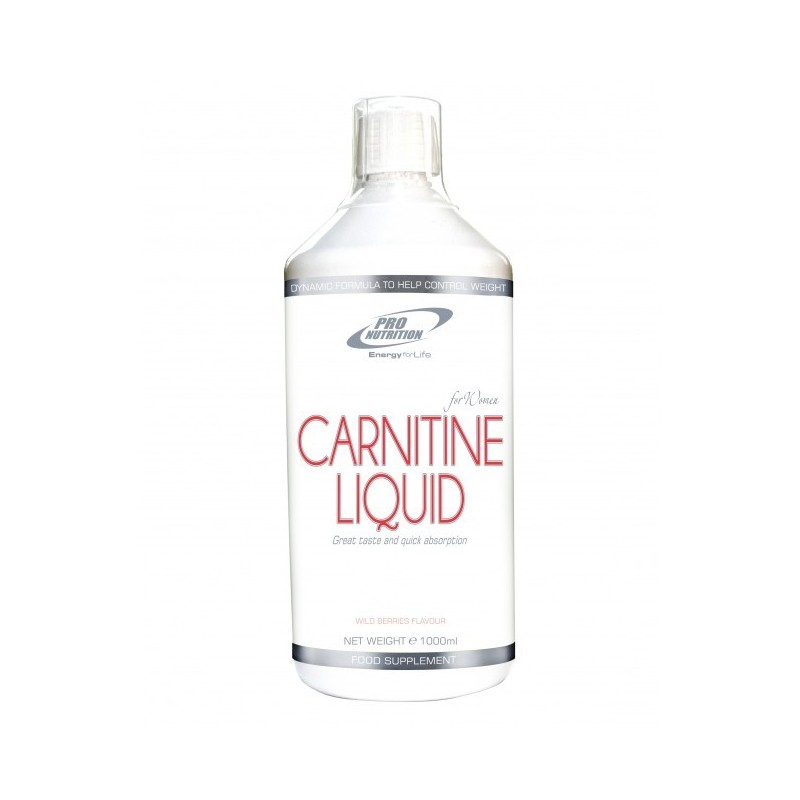 Pro Nutrition | CARNITINE LIQUID WOMAN
