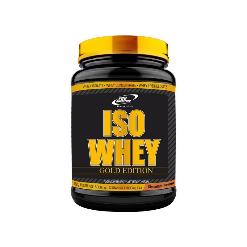 ISO SUERO LÁCTEO- GOLD EDITION | Pro Nutrition