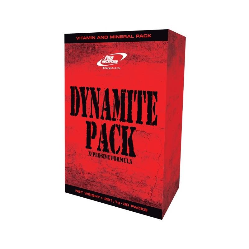 DYNAMITE PACK Pro Nutrition