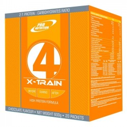 Pro Nutrition |4 X-TRAIN