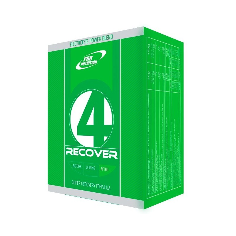 Pro Nutrition | 4 RECOVER