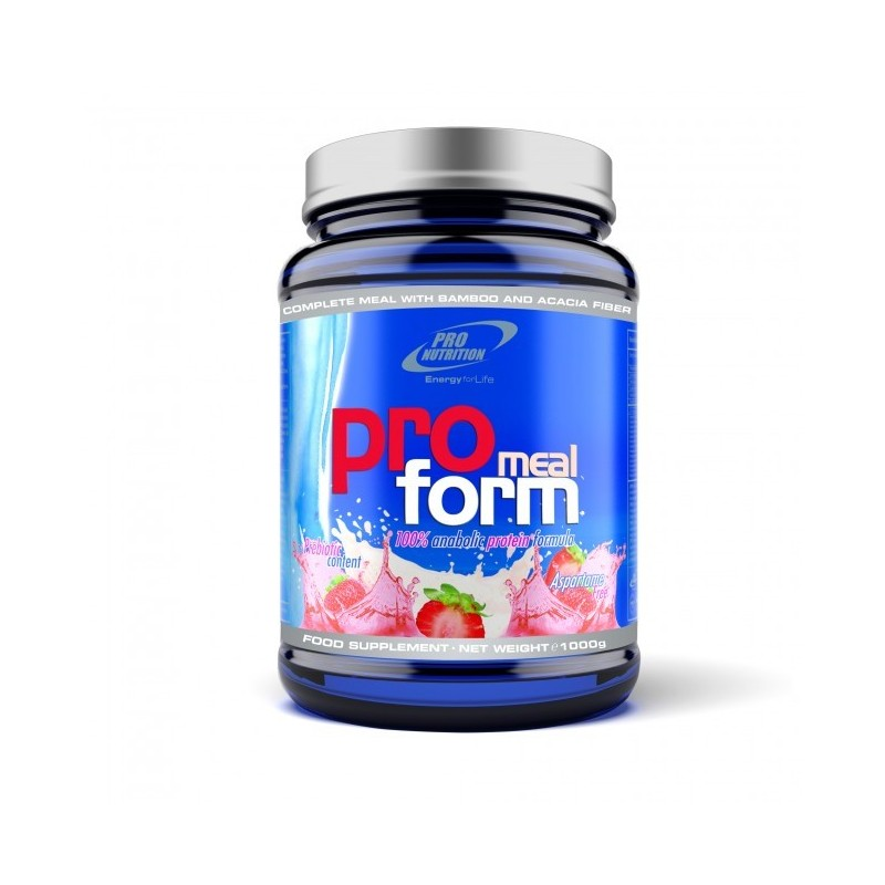 PRO FORM MEAL | Pro NUtrition