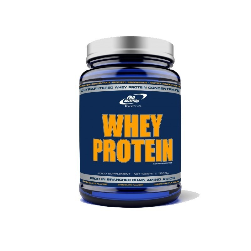 WHEY PROTEIN | Pro Nutrition