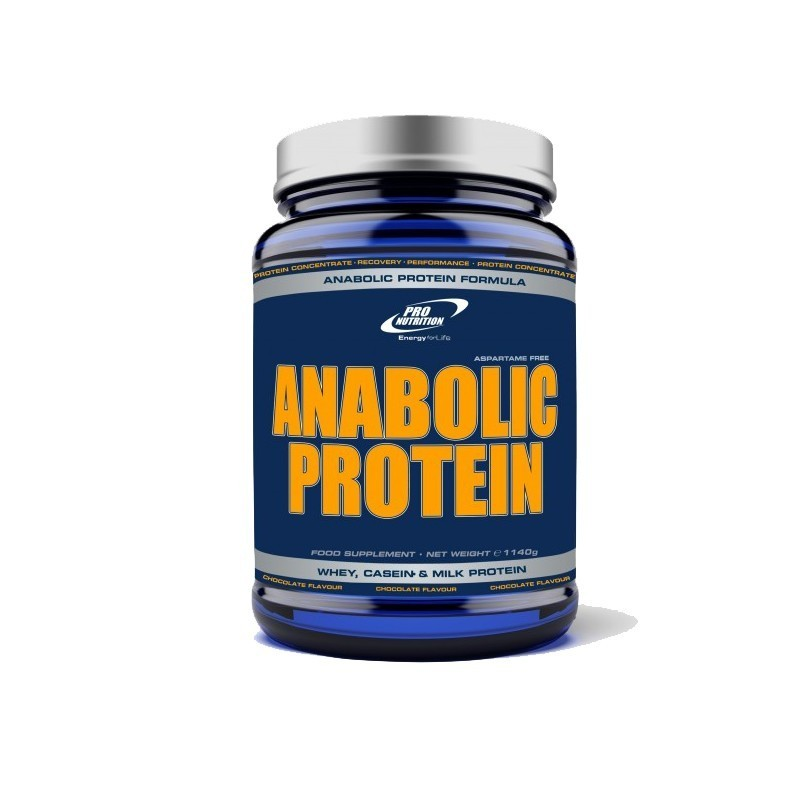 ANABOLIC PROTEIN | Pro Nutrition